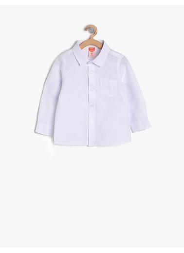 Koton Kids Gömlek Beyaz